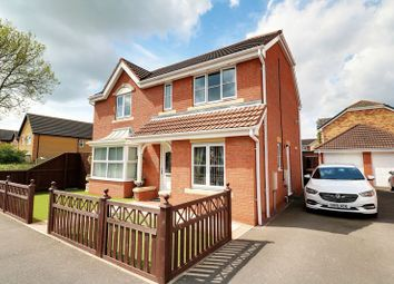 4 bed detached house for sale in Swift Drive, Scawby Brook, Brigg DN20