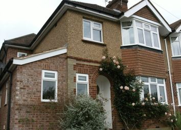 Thumbnail 4 bed semi-detached house to rent in Heskett Park, Pembury, Tunbridge Wells