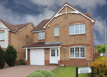 Thumbnail 4 bed detached house for sale in Badger Meadows, Broxburn, West Lothian