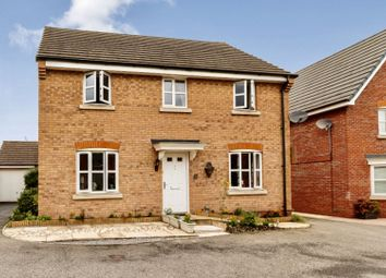 Thumbnail 4 bed detached house for sale in Garten Close, Tamworth