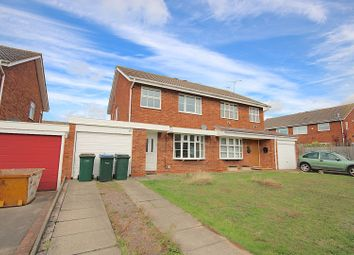 Thumbnail 3 bed semi-detached house for sale in Stoneywood Road, Coventry