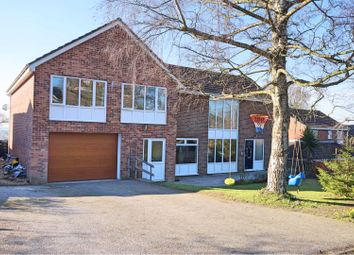 Thumbnail 5 bed detached house for sale in Highlands, Devizes