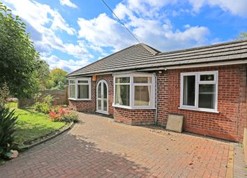 Thumbnail 5 bed bungalow for sale in Houndsfield Lane, Shirley, Solihull
