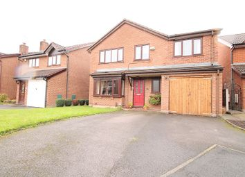 Thumbnail 5 bed detached house for sale in Windmill Road, Sale