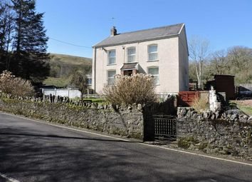 Thumbnail 3 bed farm for sale in Coedffaldau Road, Rhiwfawr, Swansea