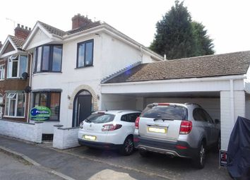 Thumbnail 4 bed semi-detached house for sale in Land Society Lane, Earl Shilton, Leicester
