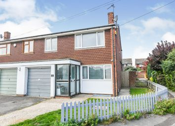 3 bed end terrace house for sale in Mendips Walk, Fareham PO14