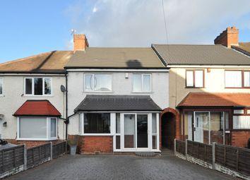 Thumbnail 3 bedroom terraced house for sale in Dell Road, Cotteridge, Birmingham
