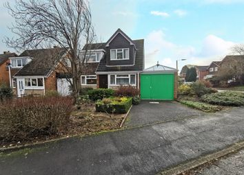 Thumbnail 3 bed detached house for sale in Elford Close, Stafford