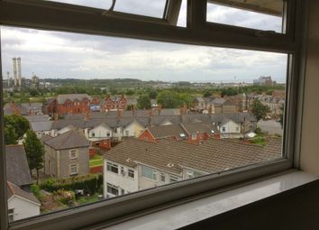 Thumbnail 2 bedroom flat to rent in Pontypridd Street, Barry
