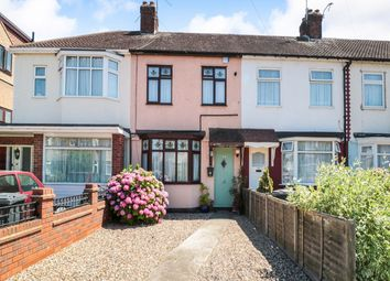 Thumbnail 2 bed terraced house for sale in Northfield Road, Waltham Cross