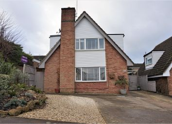 Thumbnail 4 bed detached house for sale in Wood End, Banbury