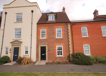 Thumbnail 3 bed town house for sale in Greenkeepers Road, Great Denham