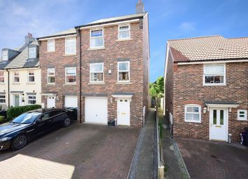 Thumbnail 4 bed end terrace house for sale in Gallows Lane, Norby, Thirsk