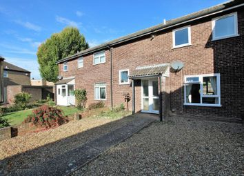 Thumbnail 3 bed terraced house for sale in St. Pauls Close, Hellesdon, Norwich
