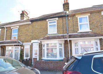 Thumbnail 3 bed terraced house for sale in Belmont Road, Halfway, Sheerness, Kent
