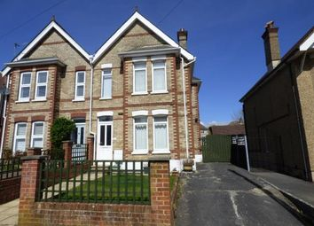 Thumbnail 3 bed semi-detached house for sale in Vale Road, Parkstone, Poole