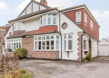 Thumbnail 4 bed semi-detached house for sale in Links Way, Beckenham, Kent