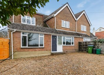 Thumbnail 4 bed semi-detached house to rent in Walberton, Arundel