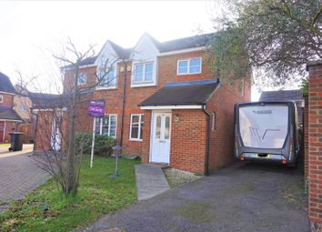 Thumbnail 3 bedroom semi-detached house for sale in Maritime Gate, Gravesend