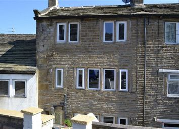 Thumbnail 2 bedroom terraced house for sale in 5, Greenfield Road, Holmfrith