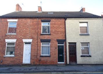 Thumbnail 3 bed terraced house for sale in Forest Street, Shepshed, Leicestershire