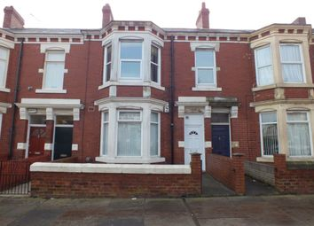 Thumbnail 2 bed flat for sale in Cartington Terrace, Heaton, Newcastle Upon Tyne