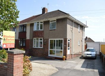 Thumbnail 3 bed property for sale in Locking Road, Milton, Weston-Super-Mare