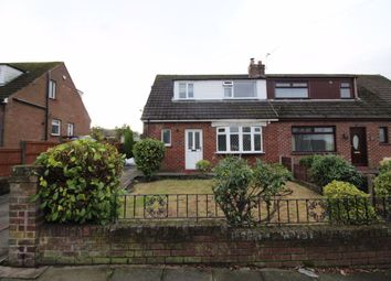 Thumbnail 2 bed semi-detached house to rent in Sandbrook Road, Orrell, Wigan
