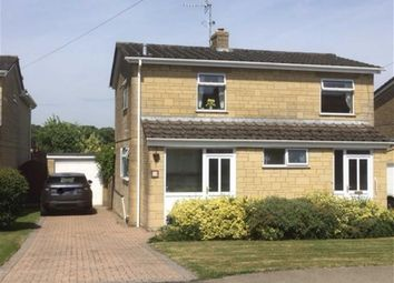 Thumbnail 3 bed detached house for sale in The Parklands, Hullavington, Wiltshire
