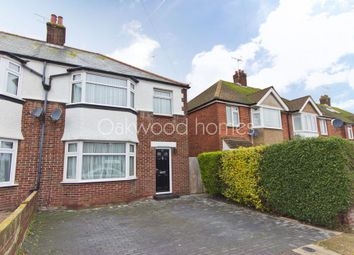 Thumbnail 3 bed semi-detached house for sale in Orchard Gardens, Margate