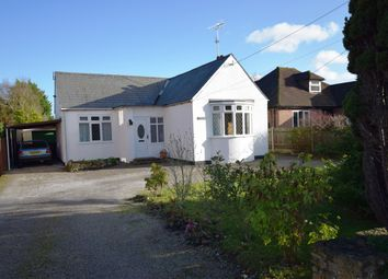Thumbnail 3 bed detached bungalow for sale in White Lane, Ash Green