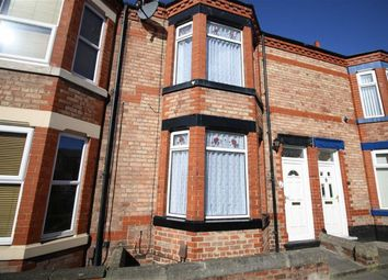 Thumbnail 2 bed terraced house for sale in Belvedere Road, Darlington, Co. Durham