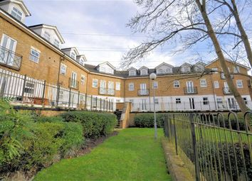 Thumbnail 2 bed flat for sale in Old Mill Place, Wraysbury, Middlesex