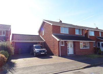 Thumbnail 4 bed detached house for sale in De Verdun Avenue, Belton, Leicestershire