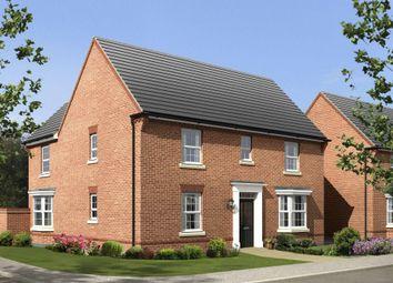 "Thumbnail 4 bedroom detached house for sale in ""Layton"" at Carters Lane, Kiln Farm, Milton Keynes"