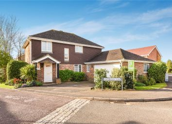 Thumbnail 4 bed detached house for sale in Hambledon Close, Lower Earley, Reading, Berkshire