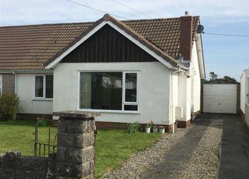 Thumbnail 2 bedroom semi-detached bungalow for sale in Long Acre, Murton, Swansea