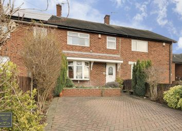 3 bed terraced house for sale in Milverton Road, Bestwood Park, Nottinghamshire NG5