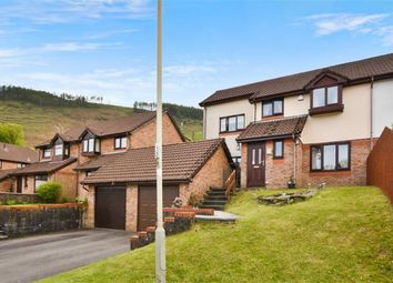Thumbnail 4 bed semi-detached house for sale in Forest View, Mountain Ash, Rhondda Cynon Taff