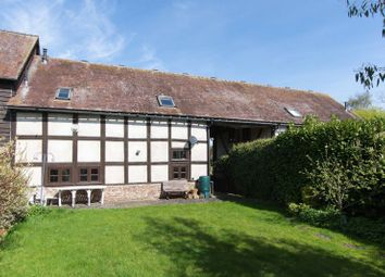 Thumbnail 3 bed barn conversion for sale in Beautiful 3 Bed Barn Conversion, Wellington, Hereford