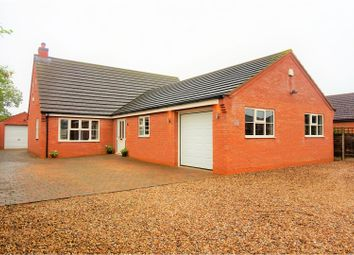 Thumbnail 4 bed detached bungalow for sale in Marratts Lane, Grantham