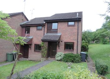 Thumbnail 2 bed end terrace house to rent in Lowden Close, Winchester