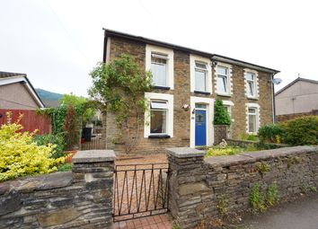 Thumbnail 2 bed cottage for sale in Llanarth Square, Risca, Newport