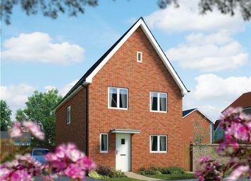 Thumbnail 4 bedroom detached house for sale in The Salisbury, Plot 13 Morris Gardens, Fordham Road, Soham
