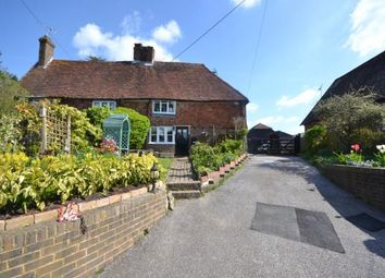 Thumbnail 4 bed semi-detached house for sale in School Hill, Burwash, East Sussex
