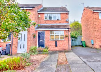 Thumbnail 2 bed end terrace house for sale in Montrose Avenue, York