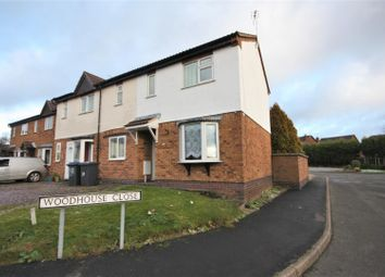 Thumbnail 1 bed town house for sale in Linford Crescent, Markfield