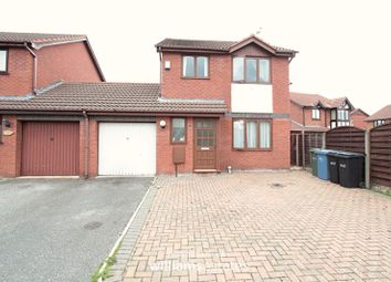 Thumbnail 3 bed detached house for sale in Fern Way, Rhyl