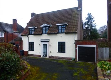 Thumbnail 3 bedroom detached house to rent in Fairyfield Avenue, Great Barr, Birmingham